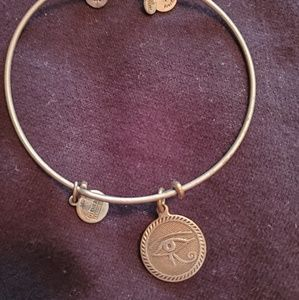 Alex and Ani third eye energy bracelet
